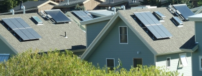 Solar ready development allows for whole neighborhoods to go solar!